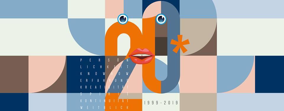 Wir feiern Geburtstag! 20 Jahre