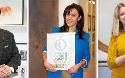 German Design Award 2021: Stimmen aus dem Projektteam