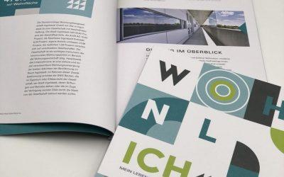 WohnlICH – Erster Nachhaltigkeitsbericht der GWG Ingolstadt