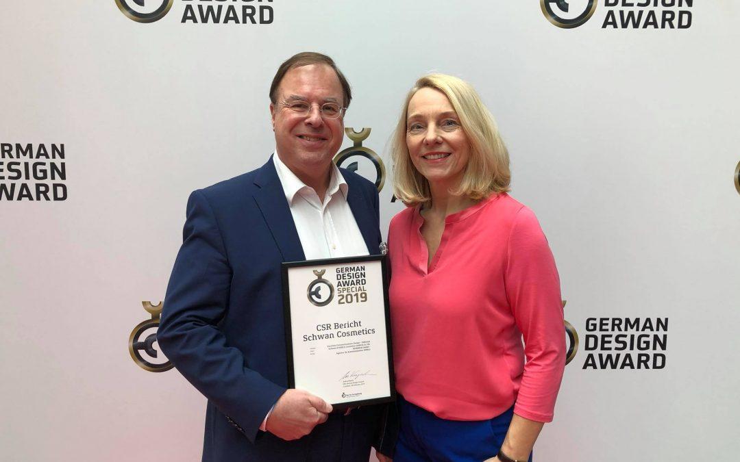 Yes! We got it! – den German Design Award 2019
