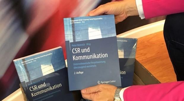 """Neuerscheinung: 2. Auflage von """"CSR und Kommunikation"""""""