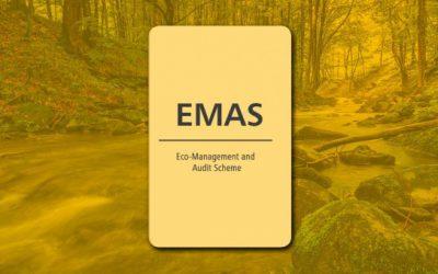 EMAS: Ein zertifiziertes System für nachhaltiges Umweltmanagement